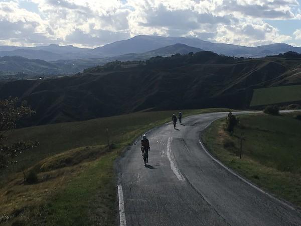 Ride Across Italy 9/17/17