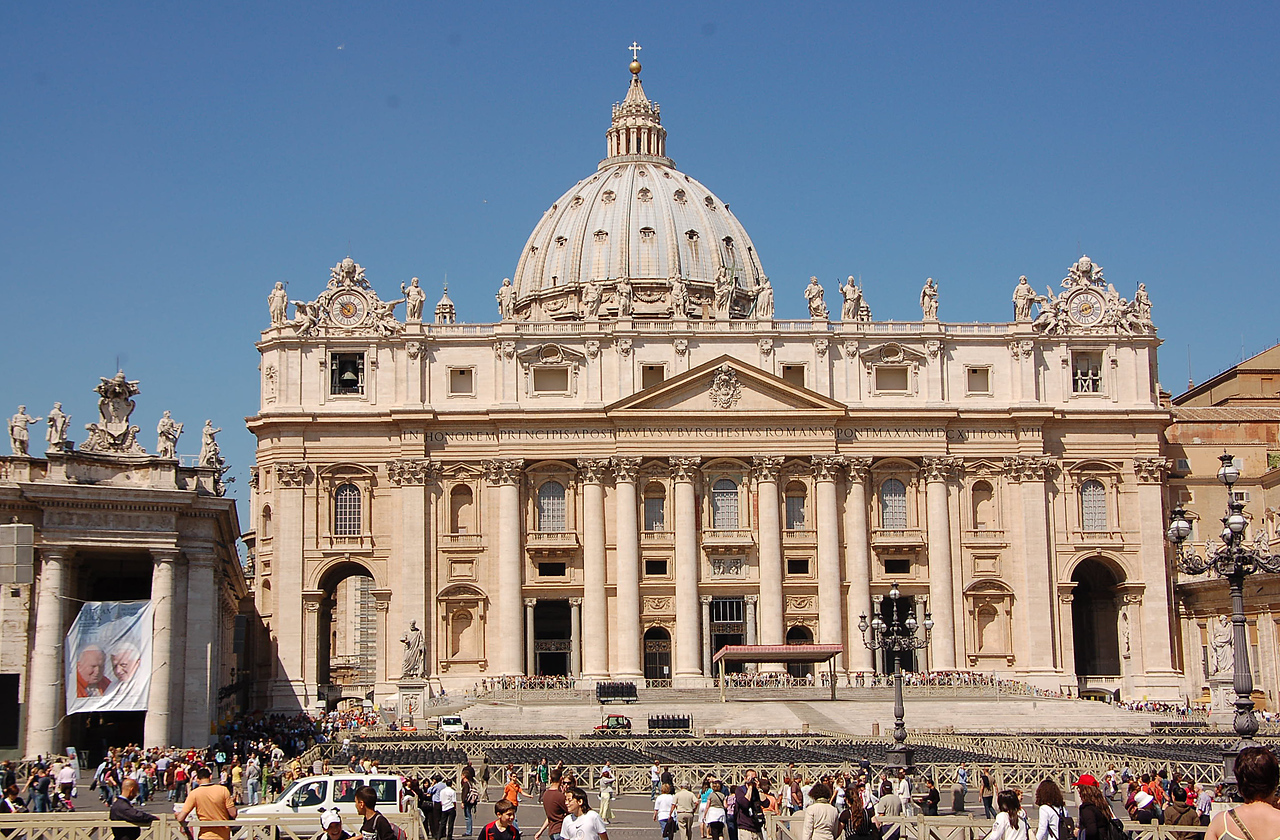St. Peter's, Vatican City