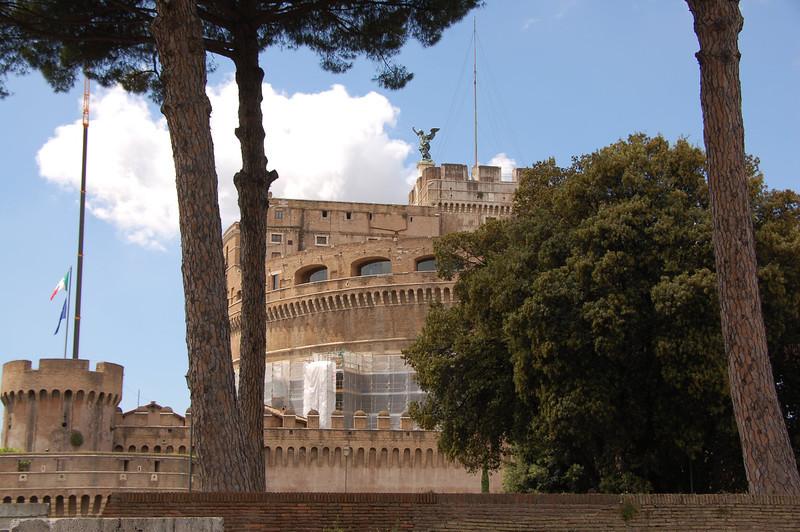 Hadrian's tomb