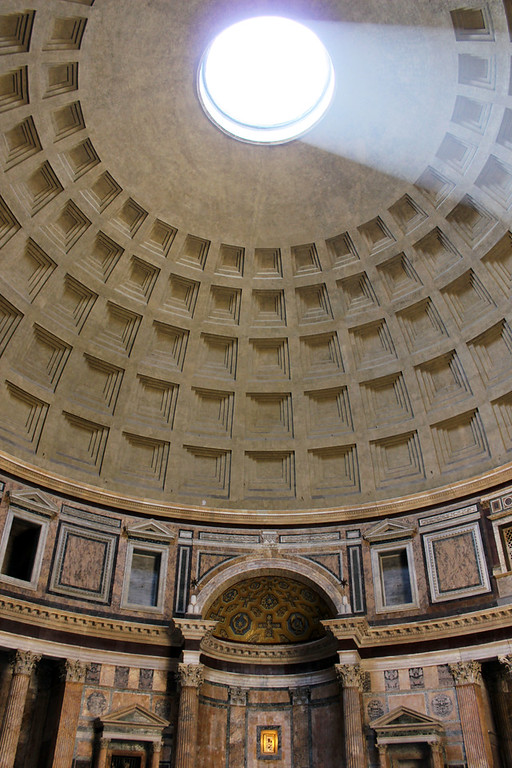 Famous Places to Visit in Italy: Rome and Florence Guide - Pantheon