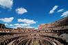 The impressive Colosseum