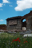 Exploring the ruins of the Roman Forum