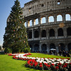 Colosseum at Christmas