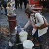 Free water in Campo de' Fiori