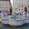 Piazza Navona: Fountain of Neptune