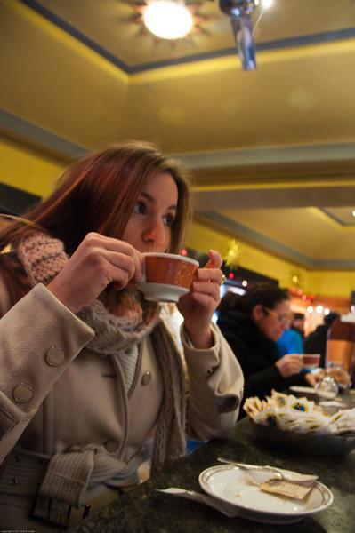 caffe tazza d'oro