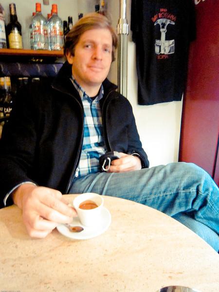 Espresso at Bar Rossana S.A.S.