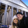 Pantheon on Christmas day 2011