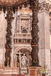 St Peters Inside