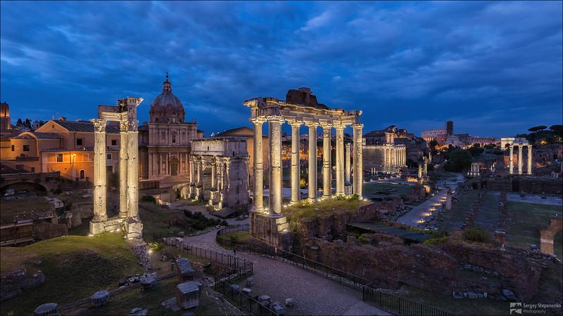 Roman Forum | Римский форум