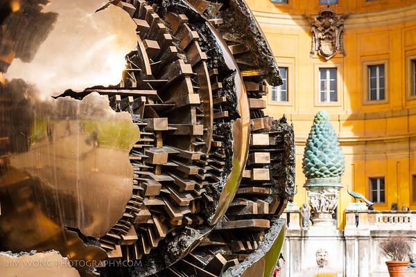 Sphere within Sphere, Vatican