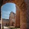 Passage. Terme Caracalla