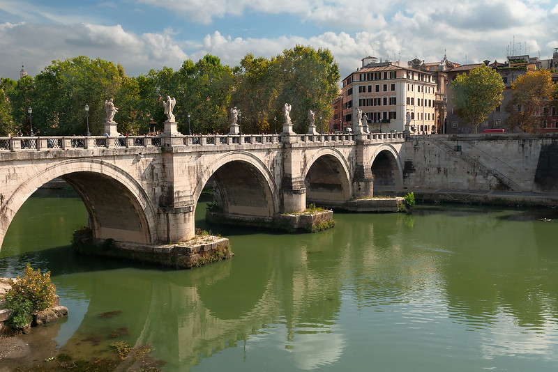 Castel Sant'Angelo Bridge