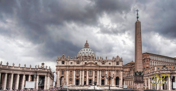 St Peters #2HDR