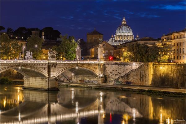 In the Heart of Rome | В сердце Рима