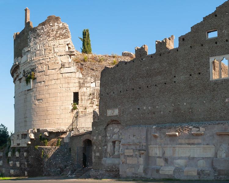 Cecilia Metella Tomb
