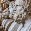 Philosophers in stone, Vatican