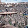 The Colosseum. The Arena