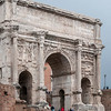 The Arch of Septimus Severus