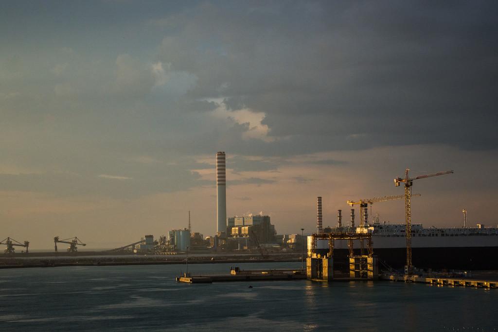 Civitavecchia-Rome-Cruise-Terminal-shipyard