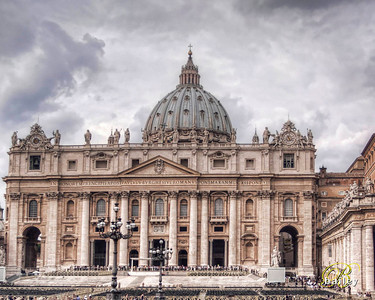 St Peters HDR