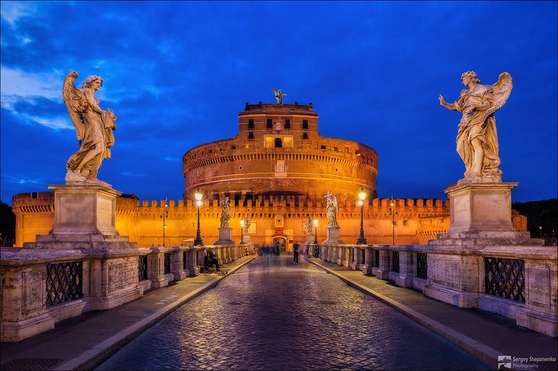 Castel Sant'Angelo | Замок Sant'Angelo