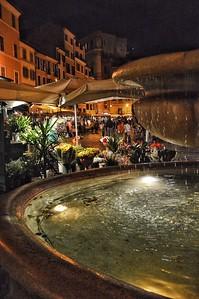 """""""A Little Splash of Campo de Fiori"""" - Roma"""