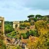 """Foro Romano in Autunno - Roman Forum in Autumn"" - Roma"