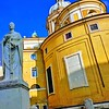 """""""Basilica of SS. Ambrose and Charles on the Corso"""" - Roma"""