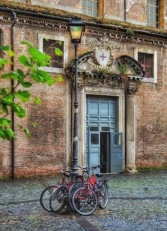 """Largo S. Giovanni de Matha"" - Roma"