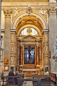 """""""San Giovanni dei Fiorentini"""" - Roma"""