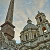 """""""Navona Sunset"""" - Roma"""