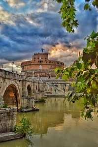 """The Sum of History Entertwined With Nature"" - Roma"