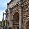 """""""Via dell'Arco di Settimio"""" - Foro - Roma"""