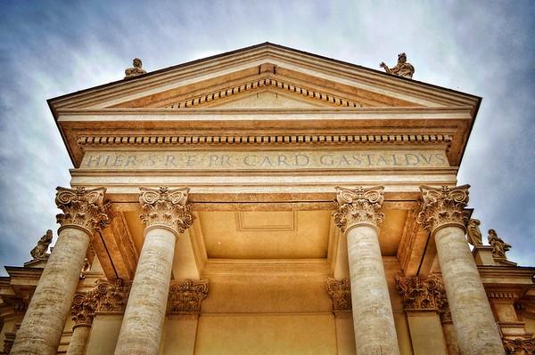 """""""Chiesa di Santa Maria dei Miracoli"""" - Roma"""
