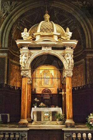 """""""Basilica di San Crisogono"""" - Trastevere - Roma"""