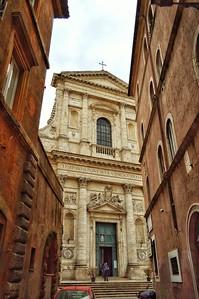 """""""Basilica of San Giovanni Battista dei Fiorentini"""" - Roma"""