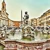 """""""Moor Symphony"""" - Piazza Novana - Roma"""