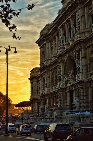 """Courting A Nice Sunset"" - Corte Suprema di Cassazione - Roma"