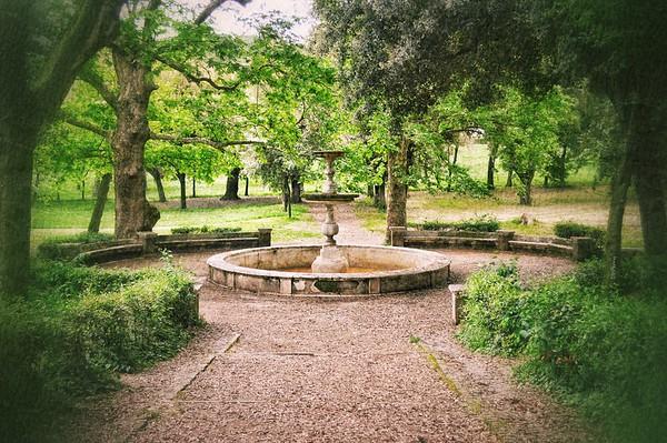 """""""Villa Borghese Calm"""" - Roma"""