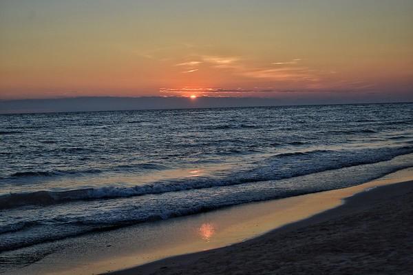 """""""Day Ends"""" - Stabilimento Piccolo Capri - Marina di Ardea RM - Italia"""