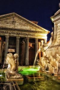 """""""Timeless"""" - Piazza della Rotonda - Roma"""