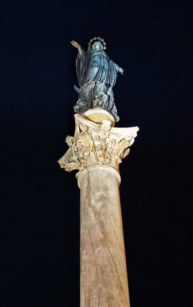"""""""L'Immacolata Concezione"""" - Piazza Spagna - Roma"""