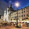 """Perfect Night in Navona"" - Roma"