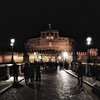 """Night Angel"" - Castel Sant'Angelo - Roma"