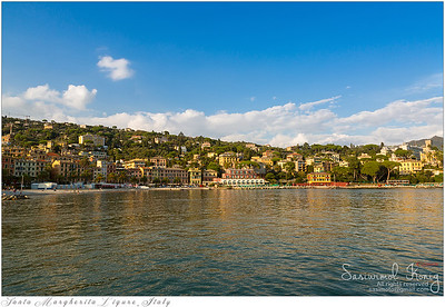 Tigullio Gulf of Santa Margherita Ligure, Italy