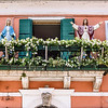 Mary and Jesus on the Balcony