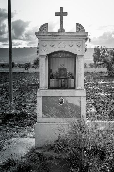 Shrine in a Field