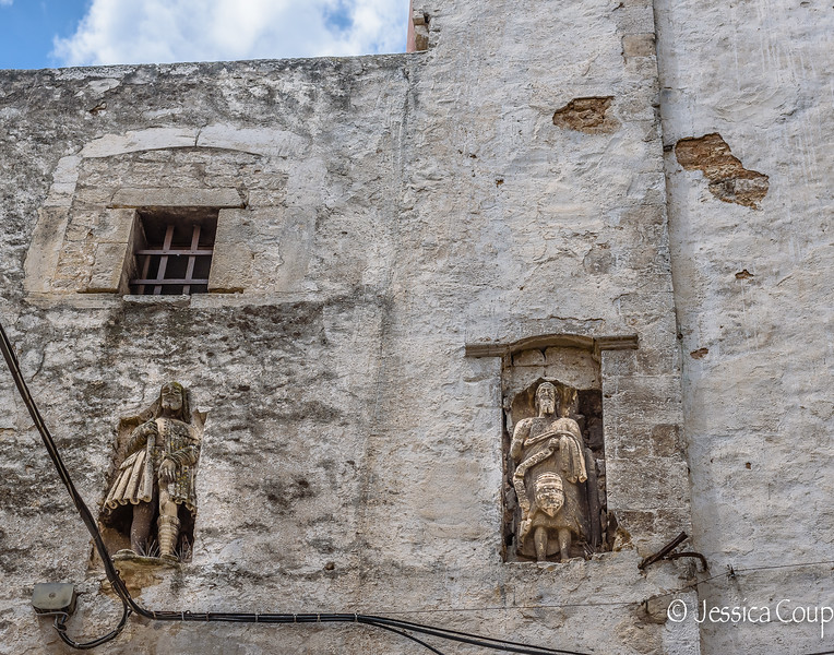 Saints on the Wall