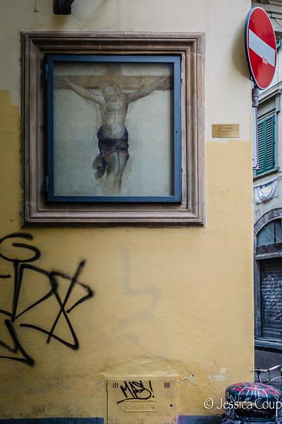 Graffiti and the Cross